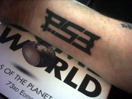 The Best Tattoo Idea in the World Those were elected as one of the weirdest