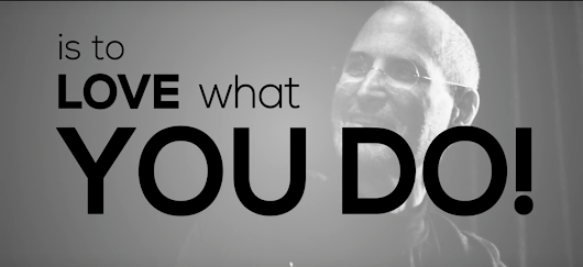 Awesome Steve Jobs inspired Kinetic Typography That You Must See!