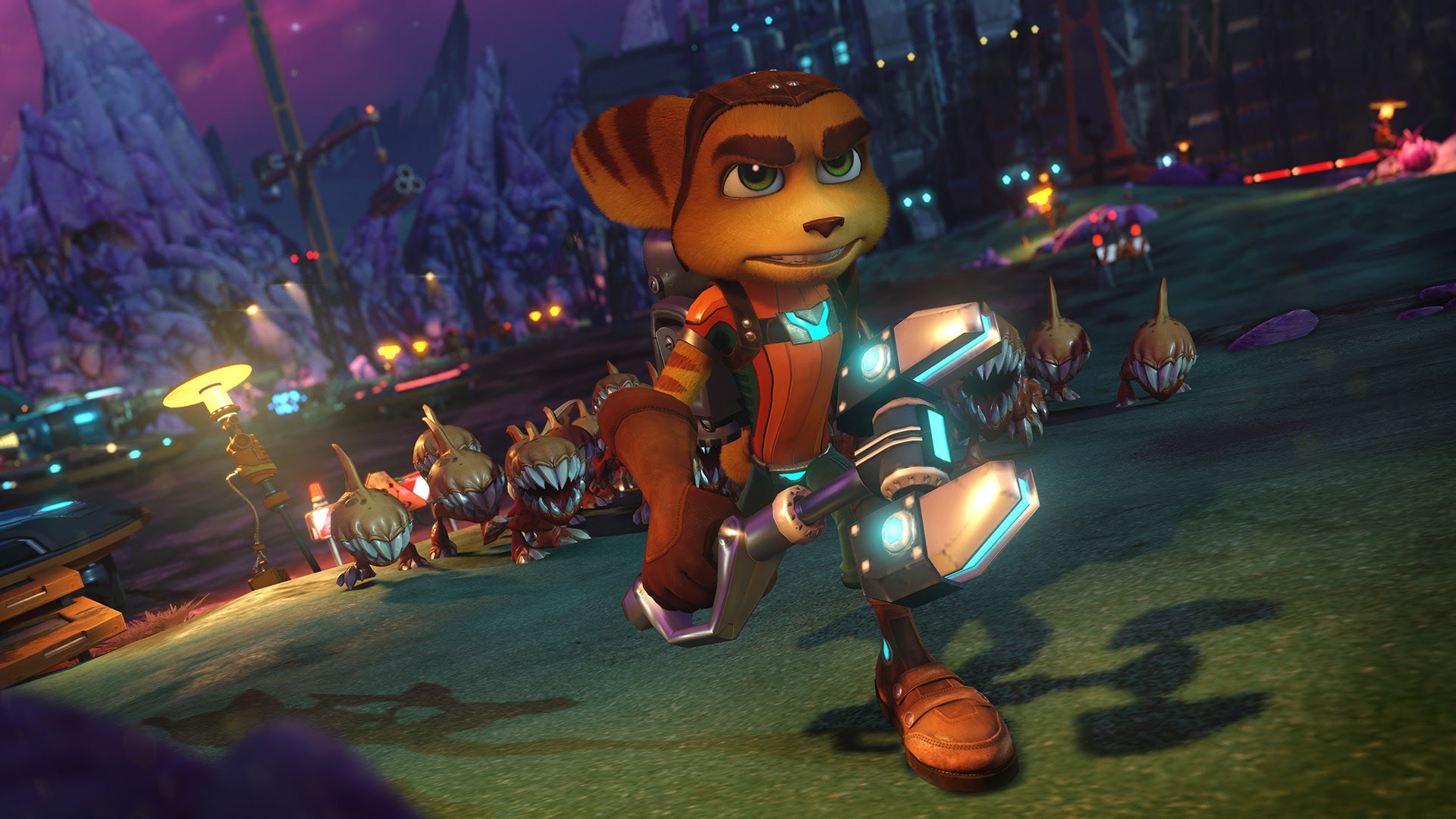 Review Ratchet Clank Ps4 Hardcore Gamer