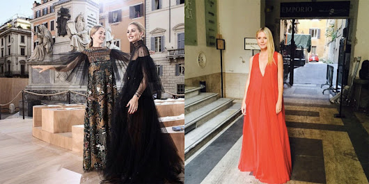 The Best Fashion Instagrams From Couture Week