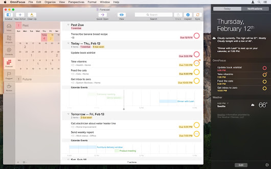 OmniFocus 2.1 update now available for OS X Yosemite - The Omni Group