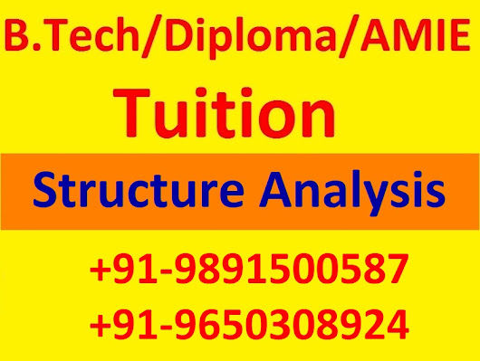 B.Tech Civil Engineering Subjects Tuition For Structure Analysis In Noida