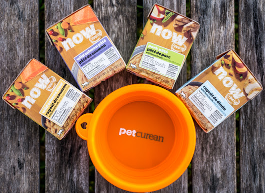 Petcurean Now Fresh With Bone Broth - Life With Lisa