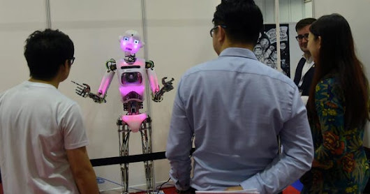 Robot Love: Can Retailers Build Emotional Loyalty With Data Machines?
