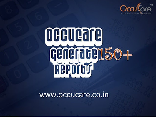 Occucare Generates 150+ Reports