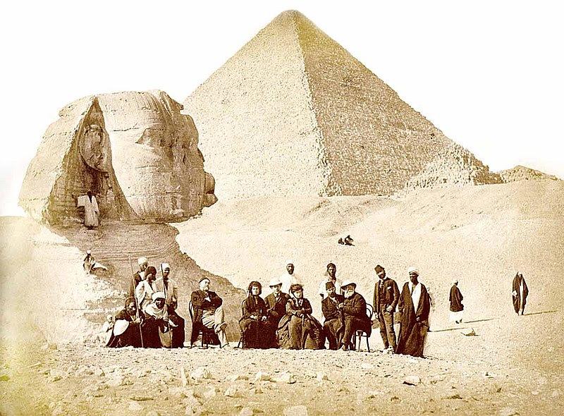 Archivo:Pedro II of Brazil in Egypt 1871.jpg