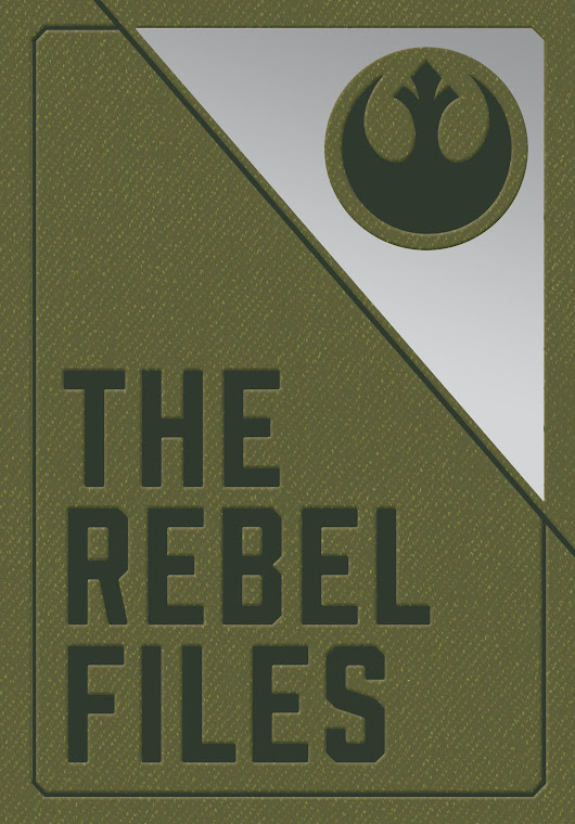 Book Review: The Rebel Files - Coffee With Kenobi