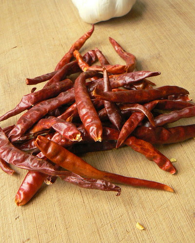 Dry Red Chiles