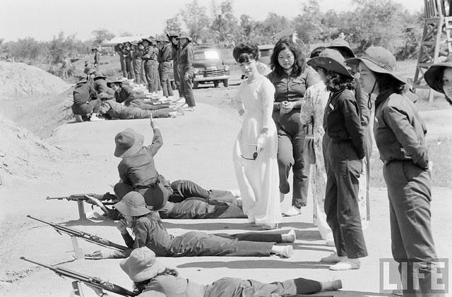 Thanh Nữ Cộng Hòa 1962