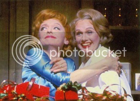 She Loves Me, Barbara Cook and Barbara Baxley