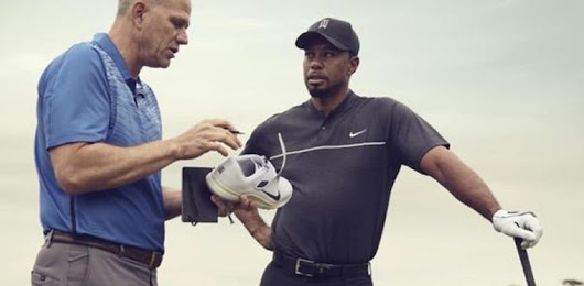 Tiger Woods Unveils TW '17 Golf Shoes at Hero World Challenge