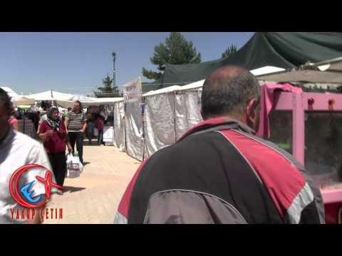 Konya İli Beyşehir İlçesi Genel Görünüm Tanıtım Videosu Temmuz - 2012