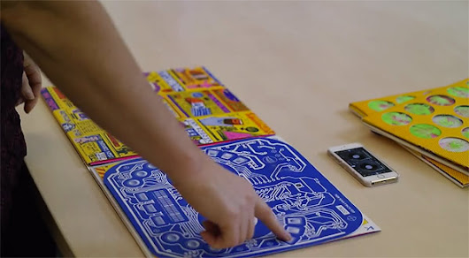 Future Technology: DJ Qbert's Extraterrestria is World's First Interactive Album Packaging [VIDEO]