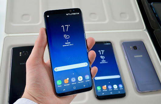 Samsung Galaxy S8 and S8 Plus hands on: A guide to the new flagship smartphones