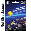 Sony PlayStation Plus 12 Month Subscription Card for PS+ PS3 PSP PS4 Code Emailed