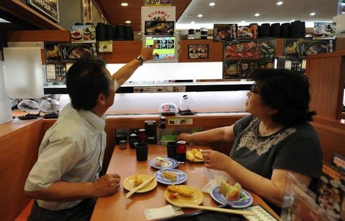 perierga.gr - Το εστιατόριο του μέλλοντος!
