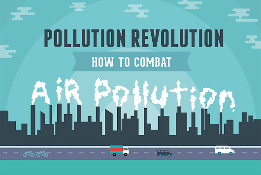 Fighting Air Pollution One Step At A Time | @