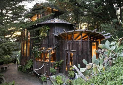 Redwood Wine Barrel House In Big Sur Buy Redwood