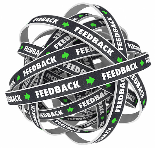 The Art of Receiving Feedback | Content for Coaches and Consultants