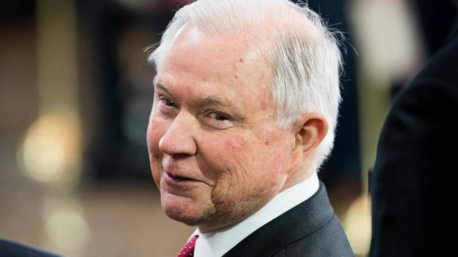 Sessions and Rosenstein were spotted dining together hours after the president's criticism. Republicans say a special counsel is warranted because of the high legal standard for obtaining a surveillance warrant.