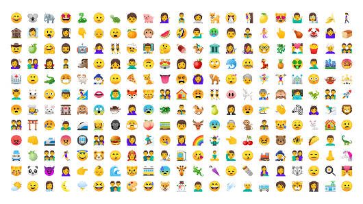 Redesigning Android Emoji – Google Design – Medium