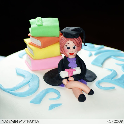 Mezuniyet Pastasi / Graduation Cake