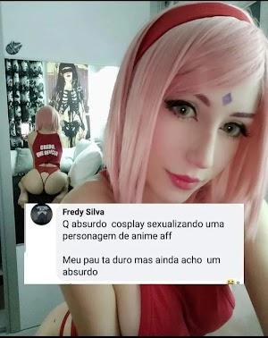 Cosplay sexy,  que absurdo