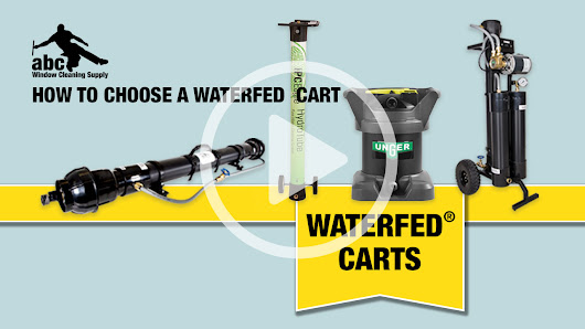 How To Choose A WaterFed® Cart