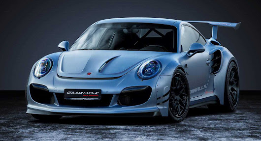 Gemballa's GTR 8XX EvoR BiTurbo Has 807 HP And Killer Looks | Carscoops
