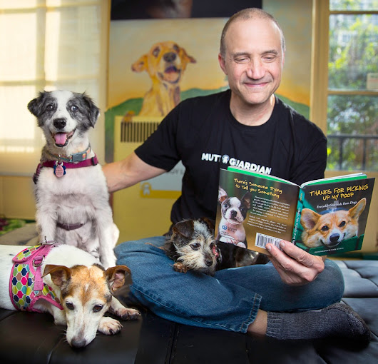 Become a Mutt Guardian and Get a Copy of My Book