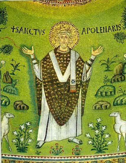 IMG ST. APOLLINARIS, Bishop of Ravenna