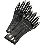 Black Panther Child Deluxe Costume Gloves