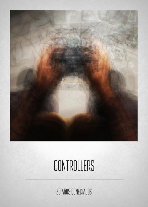 Controllers by Javier Laspiur