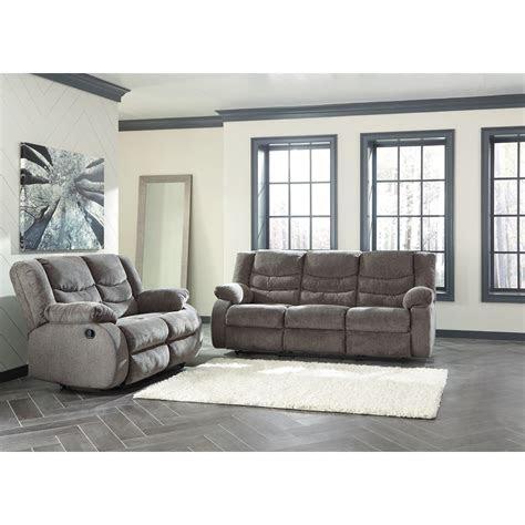 signature design  ashley tulen reclining living room
