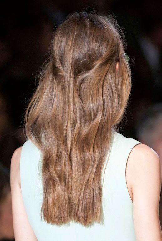 Le Fashion Blog 5 Things Gucci FW 2014 Romantic Hair Half Up HairStyle Wedding Hair Ideas March 5 photo Le-Fashion-Blog-5-Things-Gucci-FW-2014-Romantic-Hair-March-5.jpg
