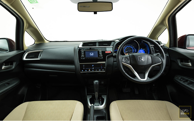 Dashboard Honda Jazz