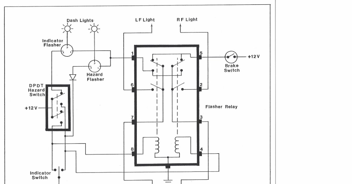 Hazard Light Wiring Diagram