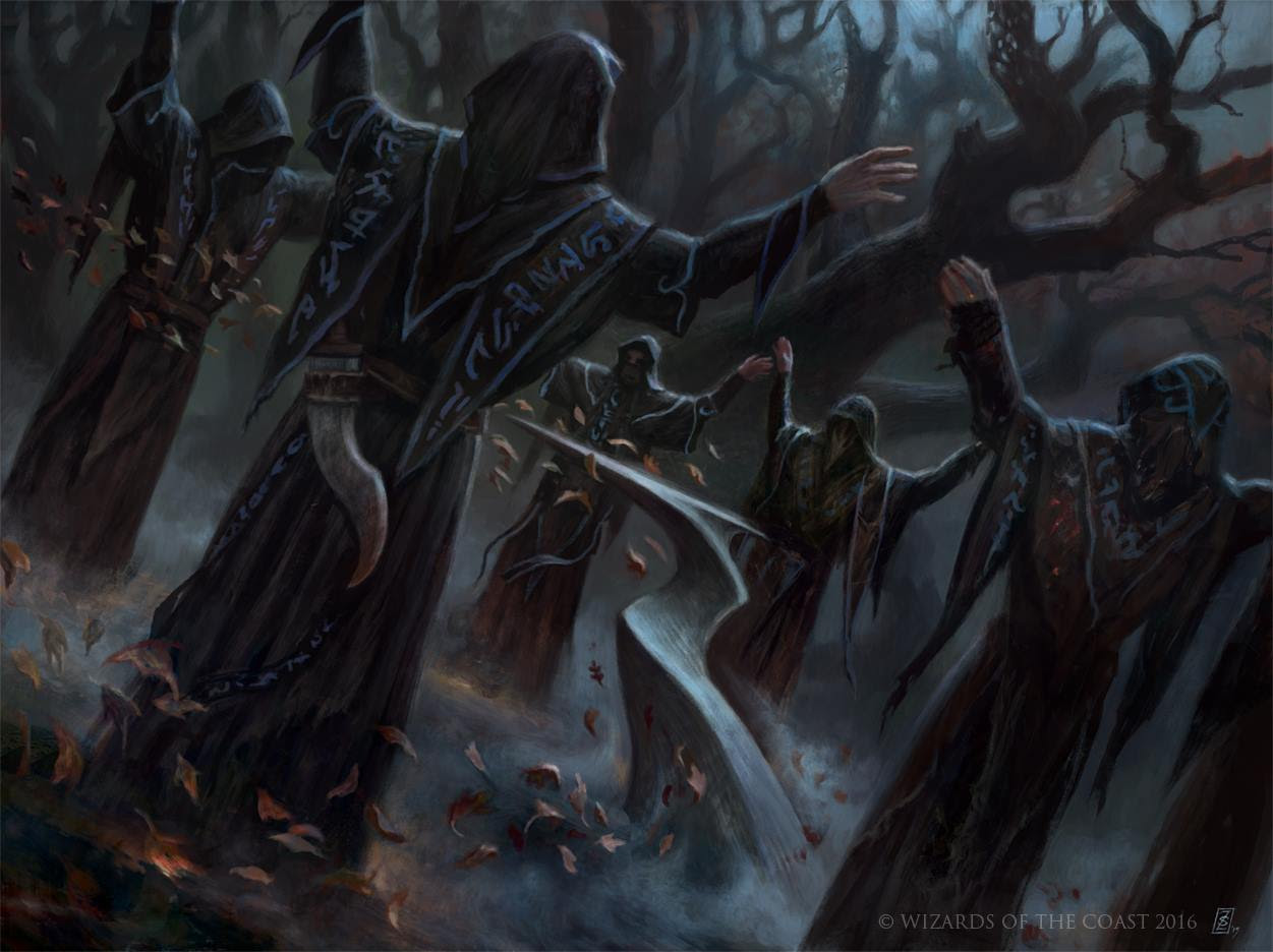 Image result for magic gathering cultist