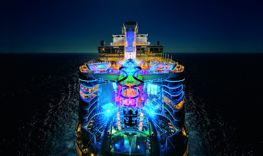 Royal Caribbean International Announces New Features Onboard Symphony Of The Seas