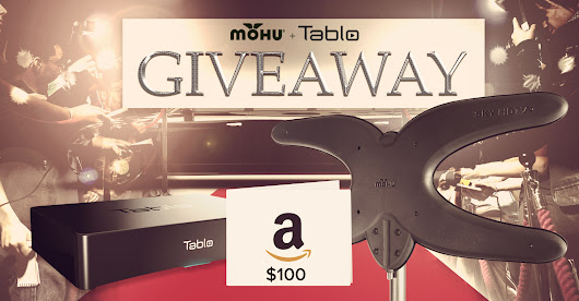 ENTER TO WIN: Watch the Oscars Cord Cutter-Style with Tablo and Mohu | Over The Air (OTA) DVR | Tablo