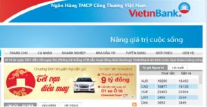 Logo của Vietinbank