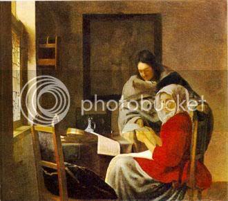 Jahannes Vermeer