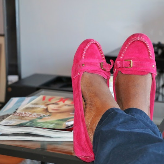 Fall Must Have: Moccasins - GLAMAZON DIARIES