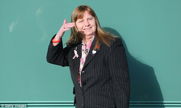 Chair of the Hillsborough Families For Justice, Margaret Aspinall, arrives at the inquest last week