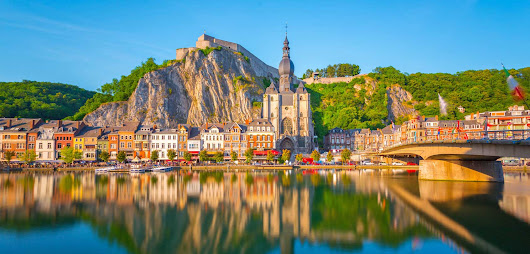 Exploring Dinant: A Little Gem of a Town in Belgium – I am Aileen