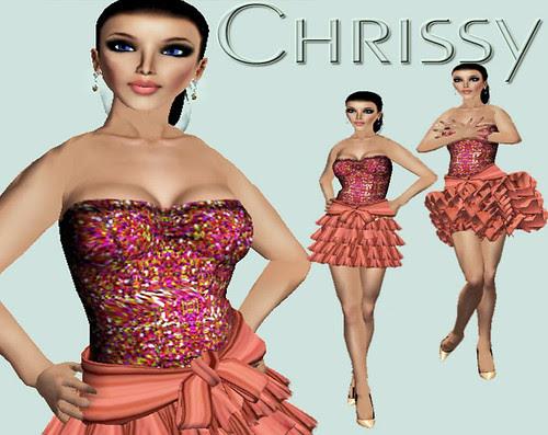 35L Candy Chrissy