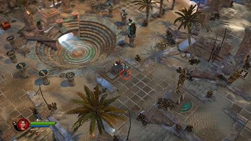 Lara Croft and the Temple of Osiris Community Chest screenshot