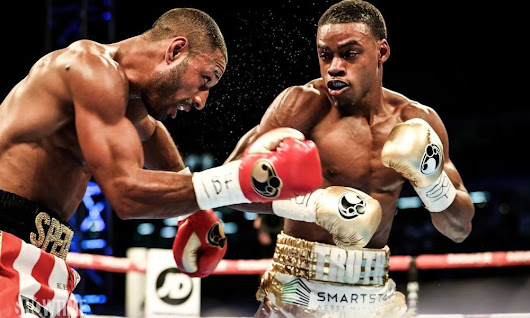 Spence dethrones Brook by 11th round KO