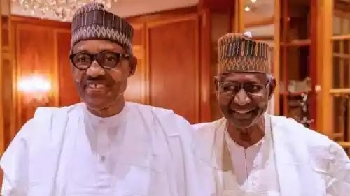 BREAKING: Buhari's Chief Of Staff, Abba Kyari, Reportedly Sick, Suspected Of Contracting Coronavirus