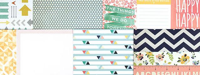 Sept Pattern Paper sneak